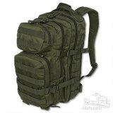Купить Тактический рюкзак Mil-Tec Assault S 20 л Olive 14002001