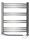 Купить Полотенцесушитель никель Terma JADE-M 555/500
