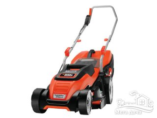 Газонокосилка Black&Decker EMAx 42i