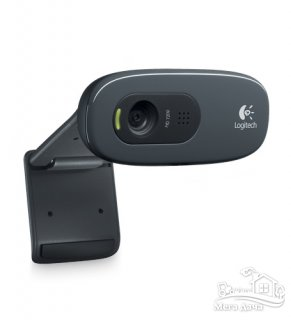 Веб-камера Logitech WebCam C270 960-000636
