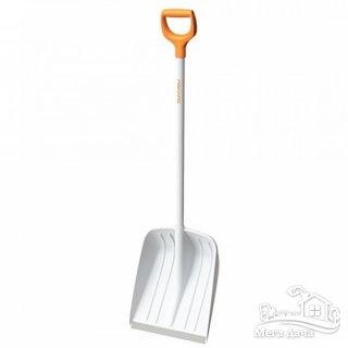 Лопата для уборки снега Fiskars SnowXpert White 141002 (1003605)
