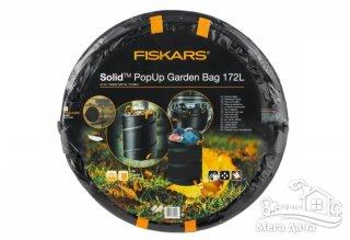 Садовый мешок складной Fiskars Solid 172 л 135042 (1015647)