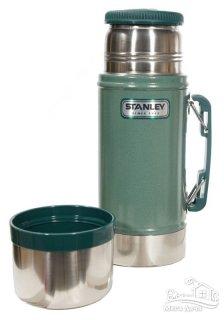 Термос для обедов зеленый 0.7L Classic Stanley (Стенли) (10-01229-020)