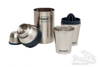 Набор туристический для выпивки шейкер + 2 стаканчика Stanley (Стенли)(10-02107-002)