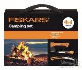 Купить Подарочный набор туриста fiskars (топор + нож + пила + сумка) 1025439