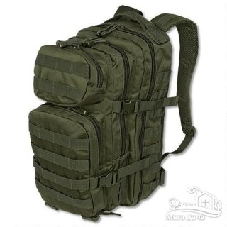 Тактический рюкзак Mil-Tec Assault S 20 л Olive 14002001