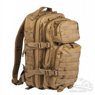 Тактический рюкзак Mil-Tec Assault S 20 л Coyote 14002005