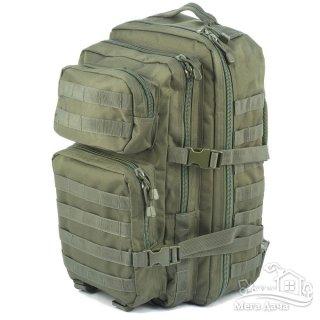 Тактический рюкзак Mil-Tec Assault L 36 л Olive 14002201