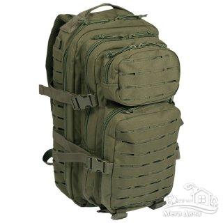 Тактический рюкзак Mil-Tec Assault S Laser Cut 20 л Olive 14002601