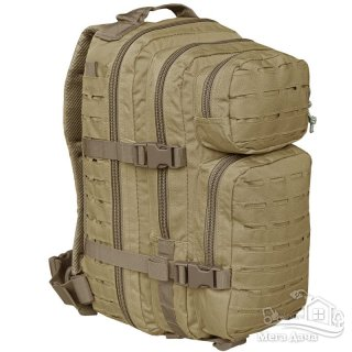 Тактический рюкзак Mil-Tec Assault S Laser Cut 20 л Coyote 14002605