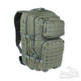 Купить Тактический рюкзак Mil-Tec Assault L Laser Cut 36 л Olive 14002701
