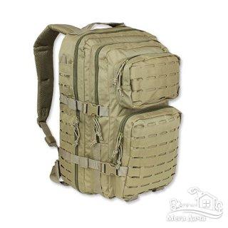 Тактический рюкзак Mil-Tec Assault L Laser Cut 36 л Coyote 14002705