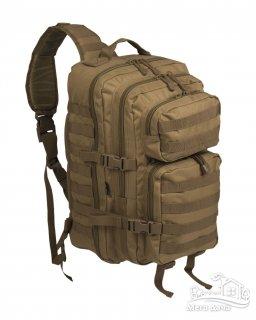 Рюкзак Mil-Tec однолямочный One Strap  Assault Pack LG 40 л Coyote 14059205