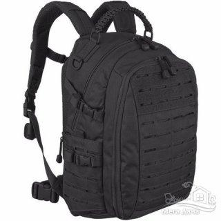 Тактический рюкзак Mil-Tec Laser Cut Mission Pack Small 20 л Black 14046002