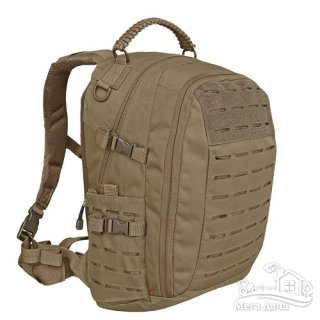 Тактический рюкзак Mil-Tec Laser Cut Mission Pack Small 20 л Coyote 14046019