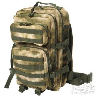 Тактический рюкзак Mil-Tec Assault S A-TACS FG Sturm 20 л 14002059