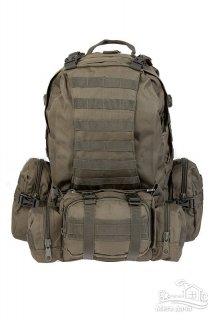 Тактический рюкзак Mil-tec с разгрузкой DEFENSE PACK Assembly 36 л Олива 14045001