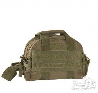 Тактическая сумка Mil-Tec AMMO SHOULDER BAG Oliva 13727001