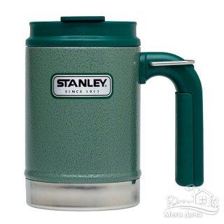 Термокружка Stanley Classic Camp 0.47 л Green
