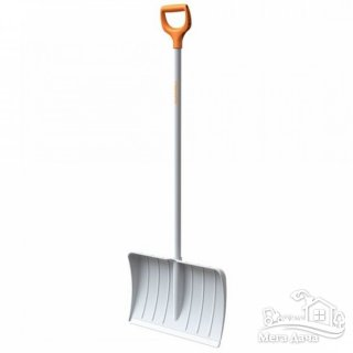 Лопата - скрепер для уборки снега Fiskars SnowXpert White 143002 (1003606)