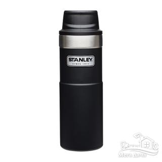 Термокружка Stanley Classic Trigger-action 0.47 л Black (06439-006)