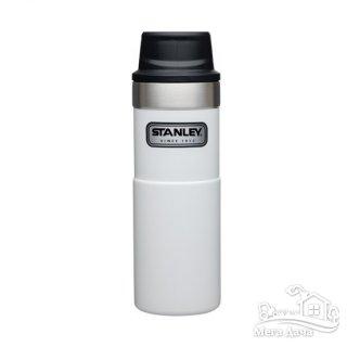 Термокружка Stanley Classic Trigger-action 0.47 л Polar White (06439-007)