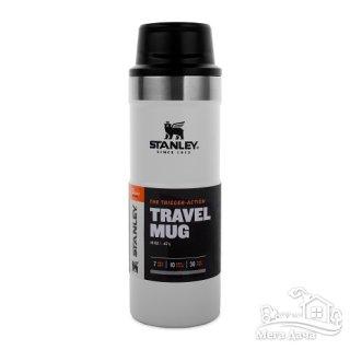 Термокружка Stanley Classic Trigger-action Travel Mug 0.47 л White (06439-032)