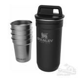Купить Набор стопок Stanley Adventure Combo 0.59 л Black (01705-036)