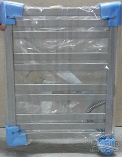 Полотенцесушитель хромированный Terma MARLIN 600/450