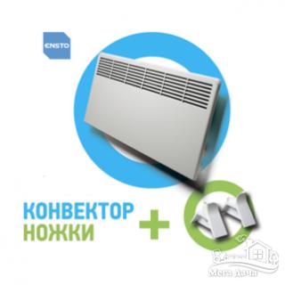 Конвектор Ensto BETA mini EPHBMM10P 1000 Вт